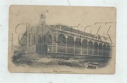 Albi (81) : Le Marché Couvert En Fin De Construction En 1905 PF. - Albi