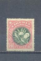 Liberia 1909  MLH - Liberia