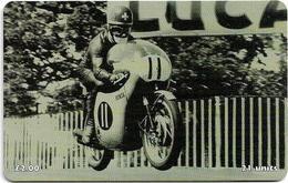 Isle Of Man - Chip - TT Racers 1998 - Luigi Taveri - 21U, 1998, 6.000ex, Used - Man (Eiland)