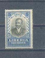 Liberia 1920  MLH - Liberia