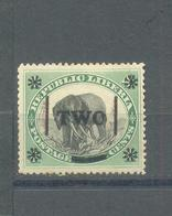 Liberia 1904  MLH - Liberia