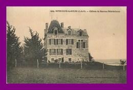 Notre Dame Du Guildo * Chateau Du Bois Es Lucas    (scan Recto Et Verso ) - Saint-Cast-le-Guildo