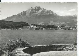 TRIBSCHEN   ( SUISSE )   LUZERN UND PILATUS - LU Lucerne