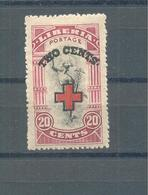 Liberia 1918 MLH - Liberia