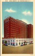 North Carolina Winston Salem Robert E Lee Hotel - Winston Salem