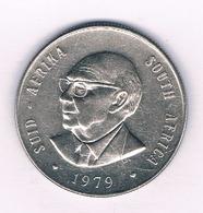 1 RAND 1979  ZUID AFRICA /2220/ - Südafrika