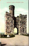 Massachusetts Worcester Bancroft Tower - Worcester