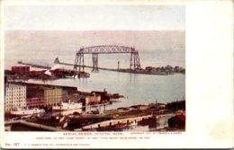 Minnesota Duluth Aerial Bridge - Duluth