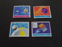 K30510 -  Set  MNH Paraguay -  Space - Südamerika