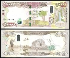 Iraq - 50000 Dinars 2015 UNC P. 103 Lemberg-Zp - Iraq