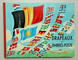Album Chromos/ Drapeaux Et Timbres-poste/ Veen Frères Anvers/ Complet - Albums & Katalogus