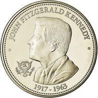 United States Of America, Médaille, Les événements Forts De Votre Vie, John - Etats-Unis