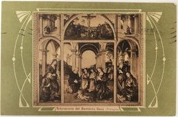 V 73008 - Adorazione Del Bambino Gesù (Perugino) - Altri