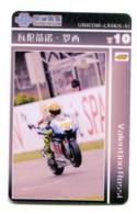Télécarte China Unicom : Valentino Rossi - Motorräder