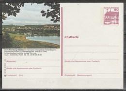 Postkarte .DEUTSCHE BUNDESPOST - Ohne Zuordnung
