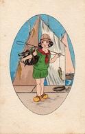 Illustrateur Maybon - Retour De Pêches - Autres Illustrateurs