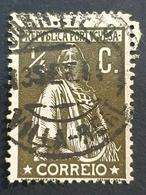 1912 Ceres 1/4c, Republica Portuguesa, Portugal, *, ** Or Used - 1910-... République