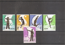 Chine ( 2380/2384 XXX -MNH) - 1949 - ... Volksrepublik