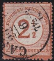 Deutsches Reich   .    Michel    .    29       .      O      .   Gebraucht . /      Cancelled - Gebraucht