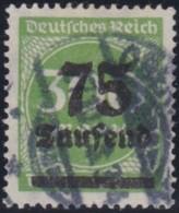Deutsches Reich   .    Michel    .   286     .      O      .   Gebraucht . /      Cancelled - Allemagne
