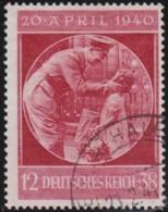 Deutsches Reich   .    Michel    .    744       .      O      .   Gebraucht  .   /   .    Cancelled - Duitsland