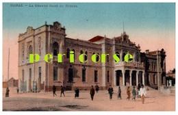 Damas  La Grande Gare Du Hidjaz - Syrie