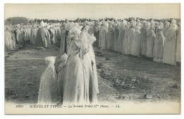 CPA ALGERIE / LA GRANDE PRIERE / NEUVE - Algérie