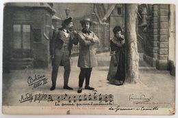 V 73010 - Boheme - Atto III - Opera