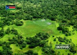 South Sudan Ikotos Landscape New Postcard Südsudan AK - Soedan