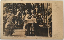 V 73013 - Disfida Di Barletta - Ettore Fieramosca Legge Al Duca Di Nemours, Generalissimo Delle Armi Francesi.... - Guerra 1914-18