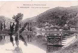 CPA / Batellerie Besançon  (25 )  Péniche à Casamène    Ed Theulet N° 76 - Péniches