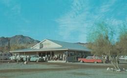 Black Meadows Landing California, Store & Restaurant, Lake Havasu 1950s Vintage Postcard - Otros