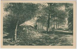 - Nancy :  Charbonniers, Forêt De Haye : Maquette De Carte ; Imprimeries Réunies De Nancy. - Nancy