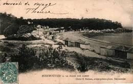NOIRMOUTIER - La Plage Des Dames - Noirmoutier