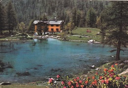 (D441) - CERVINIA (Valle D'Aosta) - Chalet Valdotain Al Lago Blu - Aosta