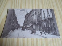 Esch-sur-Alzette (Luxembourg).Rue De La Poste. - Esch-Alzette