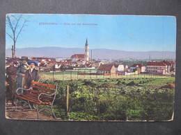 AK STOCKERAU 1915 Feldpost  // D*42960 - Stockerau