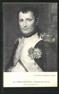 Künstler-AK Musée D`Ajaccio, Napoleon Par David - Historical Famous People