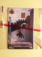 SAN MARINO Meeting 98 Rimini La Vita Non è Sogno NSB Blister Neuve MINT (TS220 - San Marino