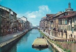 (D457) - MILANO - Naviglio Grande - Milano