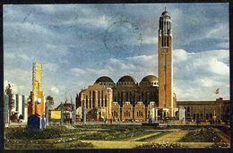 ANTWERPEN - ANVERS - Exposition Internationale: Tempel Der Vlaamsche Kunst - Circulé - Circulated - Gelaufen - 1930. - Antwerpen
