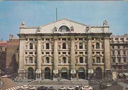 (D458) - MILANO - Il Palazzo Della Borsa - Milano