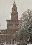 (D460) - MILANO - Castello Sforzesco - Milano