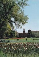 (D461) - MILANO - Parco E Castello Sforzesco - Milano