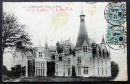 CPA 56 ARRADON - Château De PORCE - H Laurent 173 - Réf. A 184 - Arradon