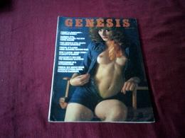 GENESIS   APRIL  1979  VOLUME 3  N° 9 - Men's