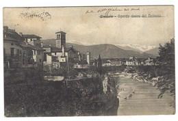 4610 - CIVIDALE SPONDA DESTRA DEL NATISONE UDINE 1915 - Otras Ciudades