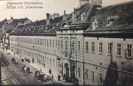 AUSTRIA, OSTERREICH,........Vienna.....Allgemeines Krankenhaus - Altri