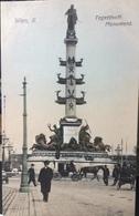 AUSTRIA, OSTERREICH,.....Wien...Vienna....Tegettfoff Monument - Altri