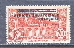 A.E.F.  17   (o) - Usati